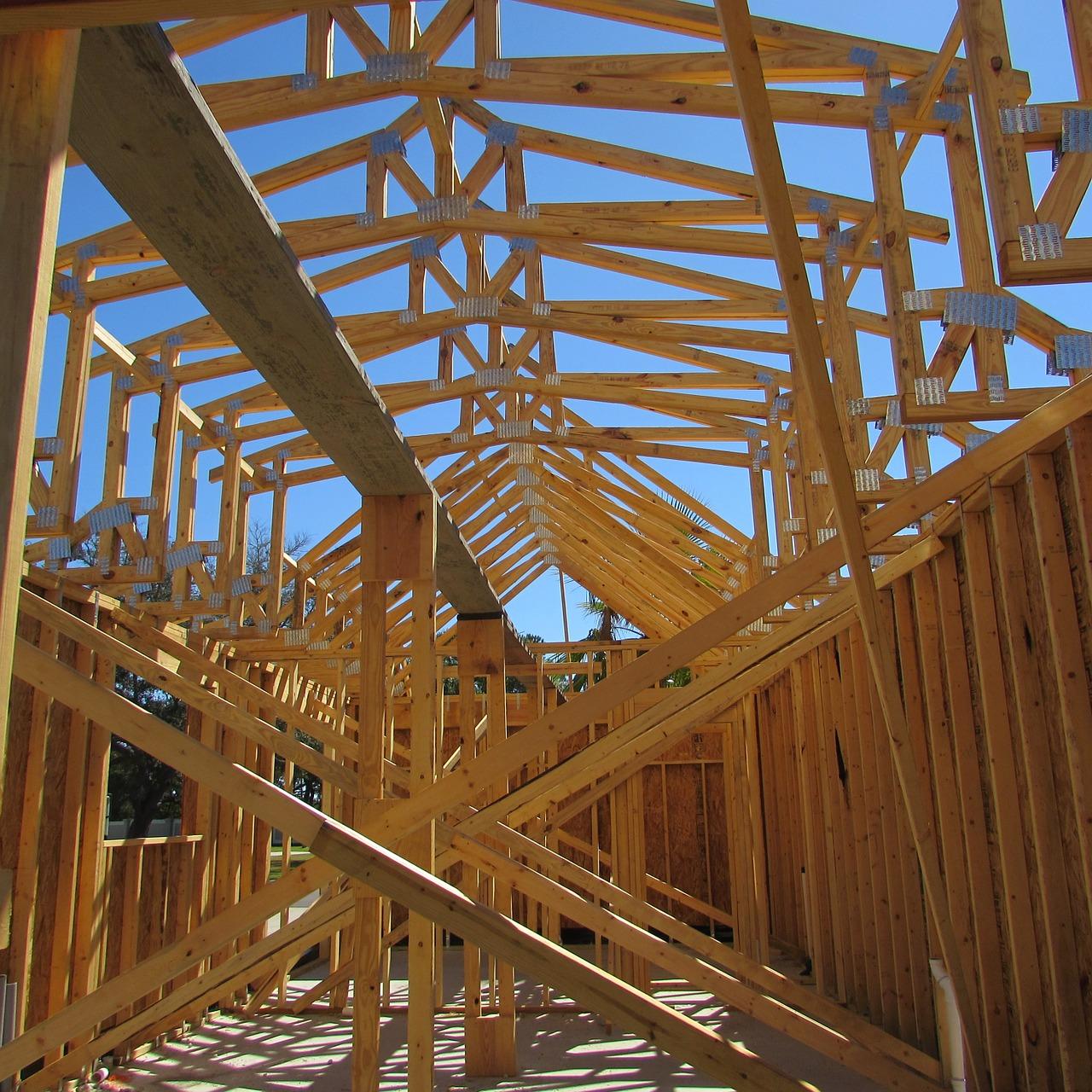 Berühmt Individuell und schnell in Holzständerbauweise bauen WH21