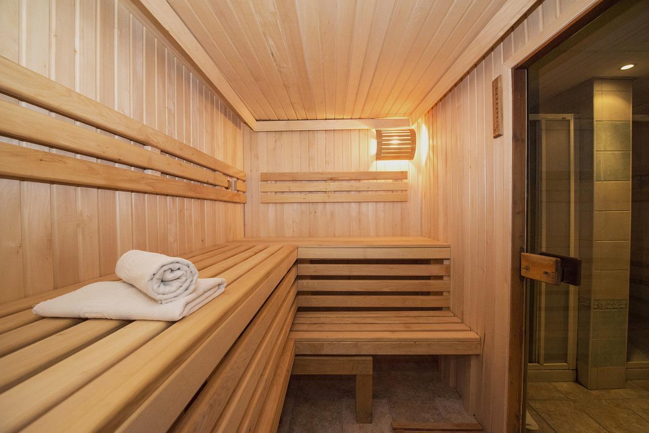 Ordentlich ins Schwitzen kommen: Lohnt sich eine Sauna für
